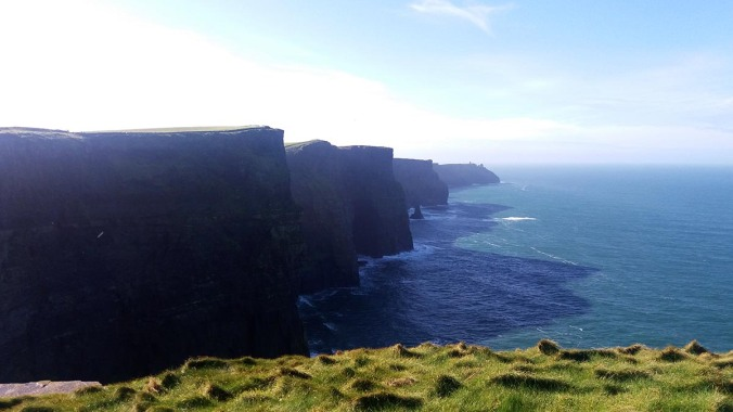 cliffs of moher em fotos 1