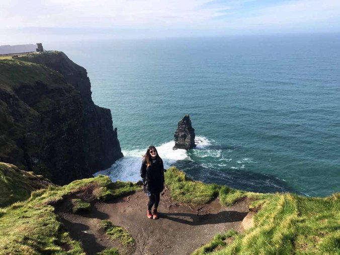 cliffs of moher em fotos 10
