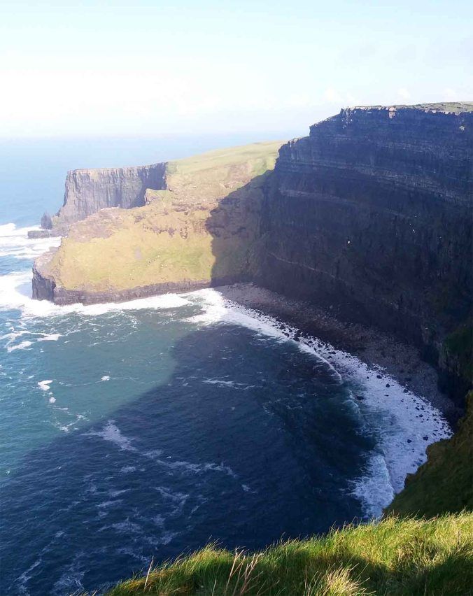 cliffs of moher em fotos 4